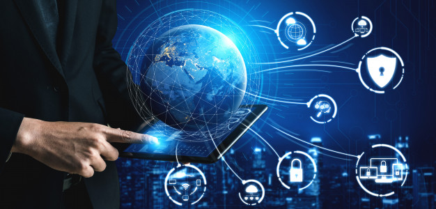 Cyber security digital data protection